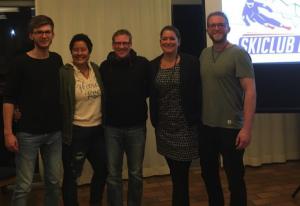 Vorstand des Skiclub Neustadt Aisch