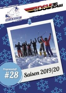 Skiclub-Heft 2019-2020